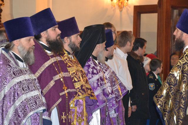 Встреча Святейшего Патриарха