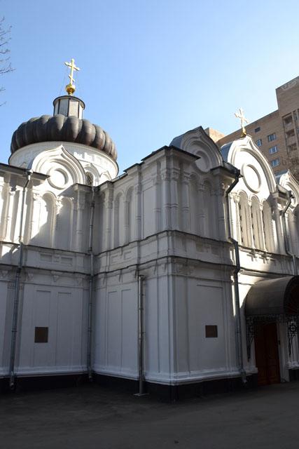 Храм прп.Алексия Человека Божия