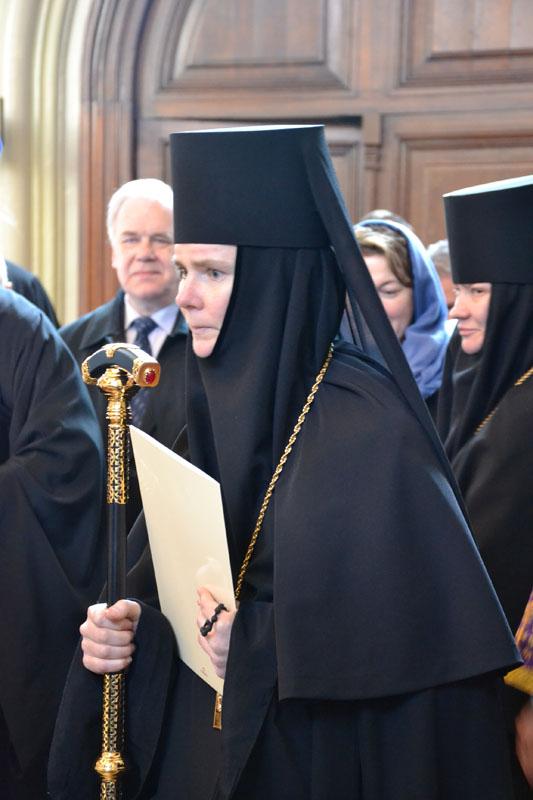 Матушка Ксения возведена в сан игумении