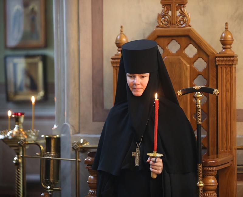 6 июня 2016 года, именины игумении Ксении