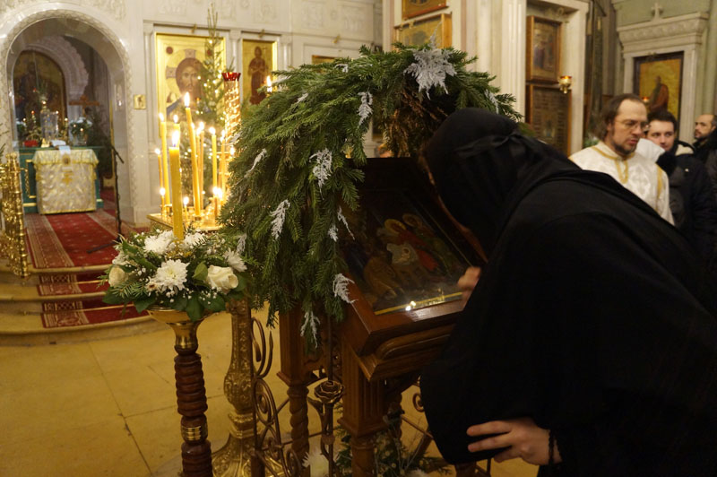 Рождество Христово 7 января 2017 года