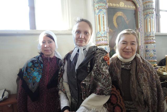 В Иоанно-Богословском монастыре