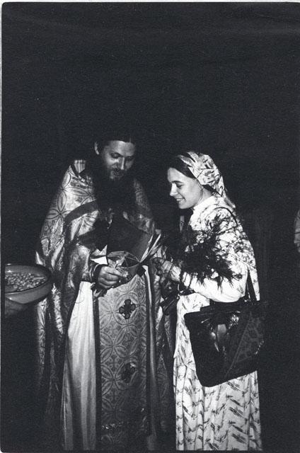 о.Артемий с Матушкой