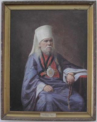 Митрополит Московский Леонтий (Лебединский)