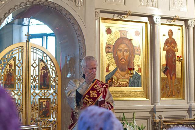 Праздник Преображения Господня, 19 августа 2014 года