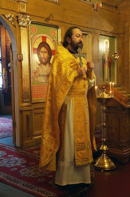 В Скиту Алексеевского монастыря