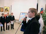 Защита проекта по предмету Русской художественной культуры