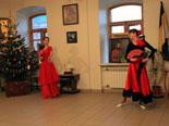 Испанский танец (хореоргафическая студия)